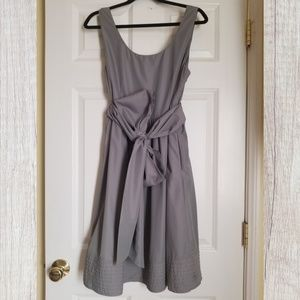 Tevolio satin dress
